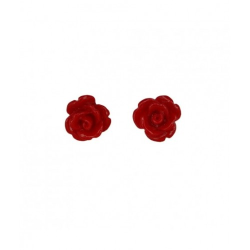 Ohrstecker Rose rot 00001031 8,99€