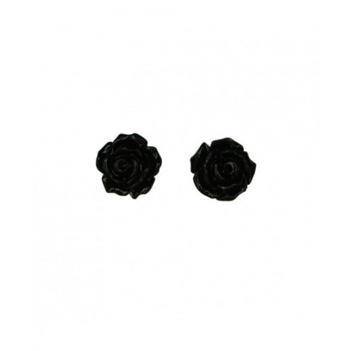 Ohrstecker Rose schw. 00001030 8,99 €